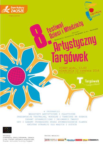ARTYSTYCZNY TARGOWEK_A3_rgb